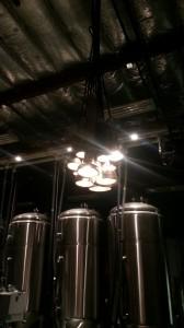 benchmark brewing equipment