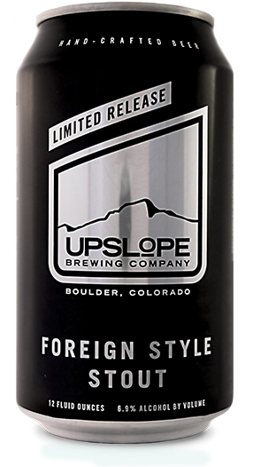 Upslope Foreign Style Stout Release Party Tomorrow 1