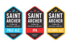 Beer Review: 'IPA' by Saint Archer Brewing Co