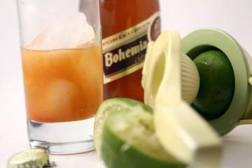Bohemia Cider Apple Lime