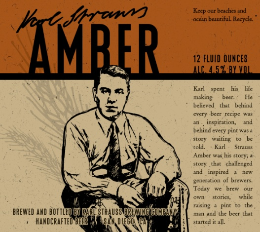 Beer Review: 'Amber Ale' by Karl Strauss Brewing Co.