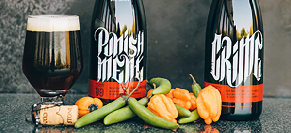 Stone Brewing Co. Releases Crime and Punishment