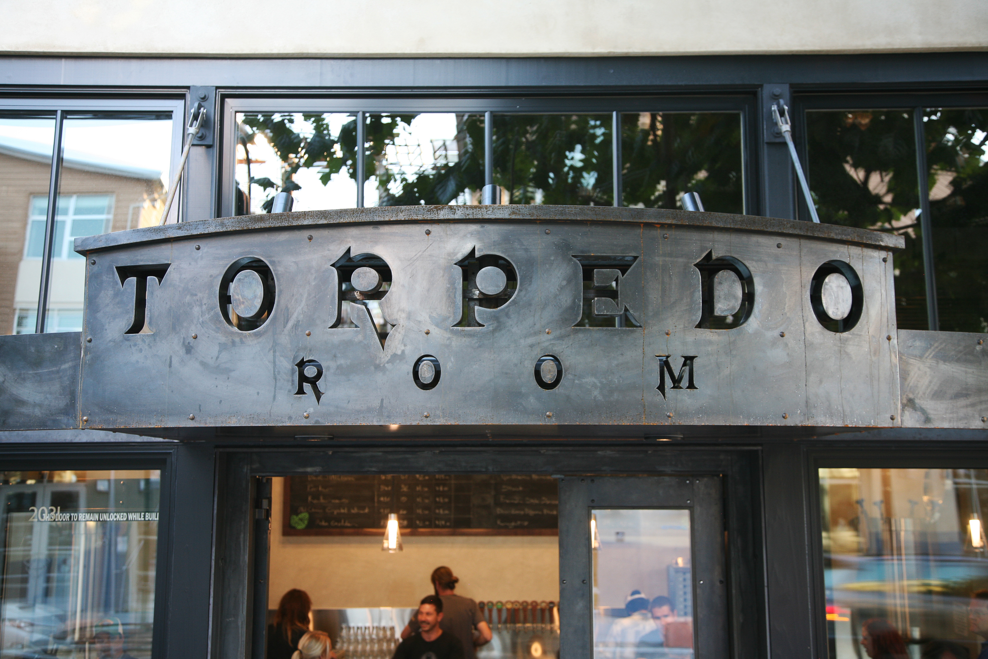 Sierra Nevada TORPEDO ROOM opens in Berkeley, CA