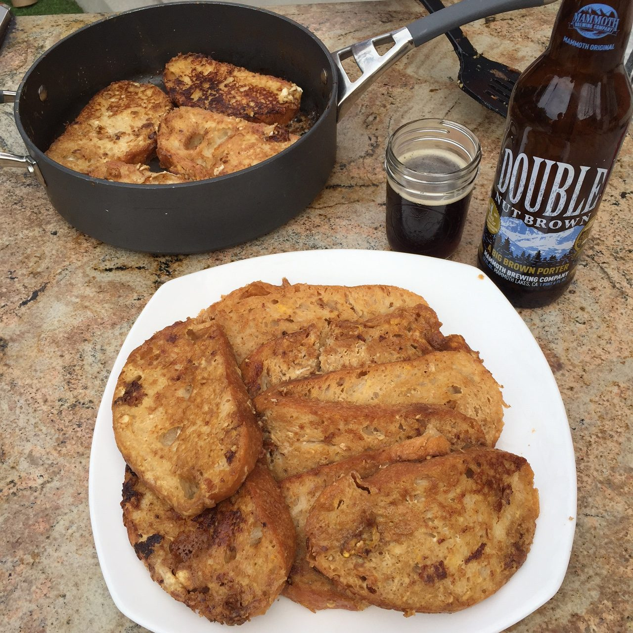 Beer French Toast