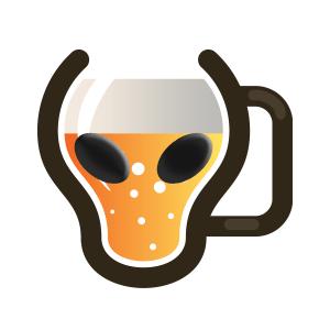 Beer Alien