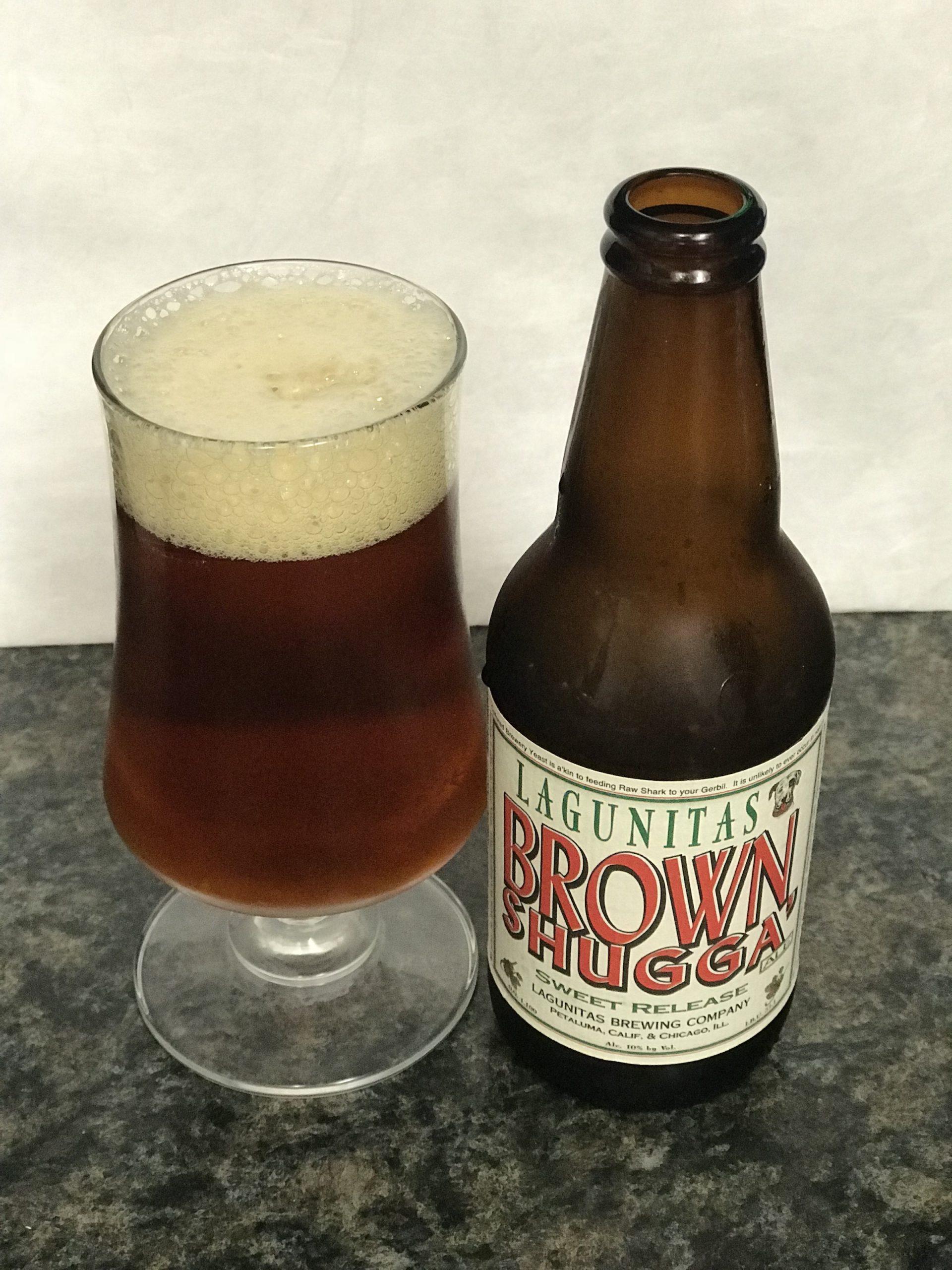 Brown Shugga by Lagunitas Brewing Company