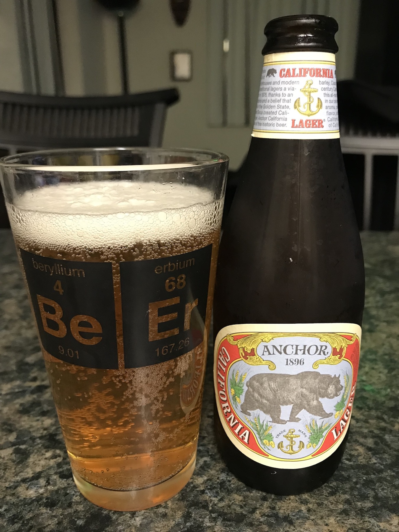 California Lager by Anchor Brewing Company
