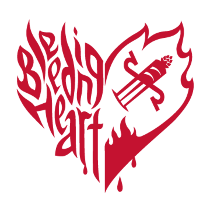 Bleeding Heart Logo