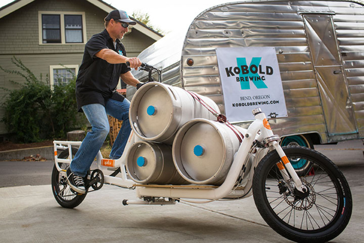 The Future Of Hauling Beer.