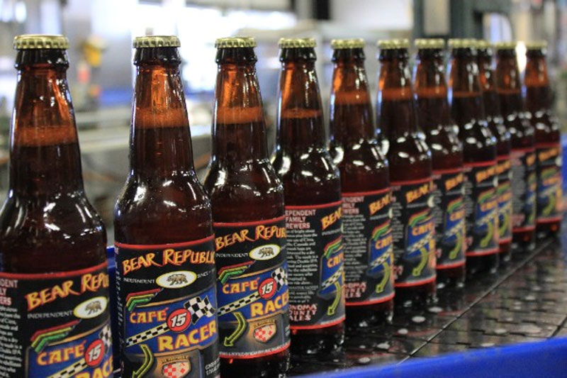 Bear republic brewing releases seasonals cafe racer 15 and for Beer craft rohnert park