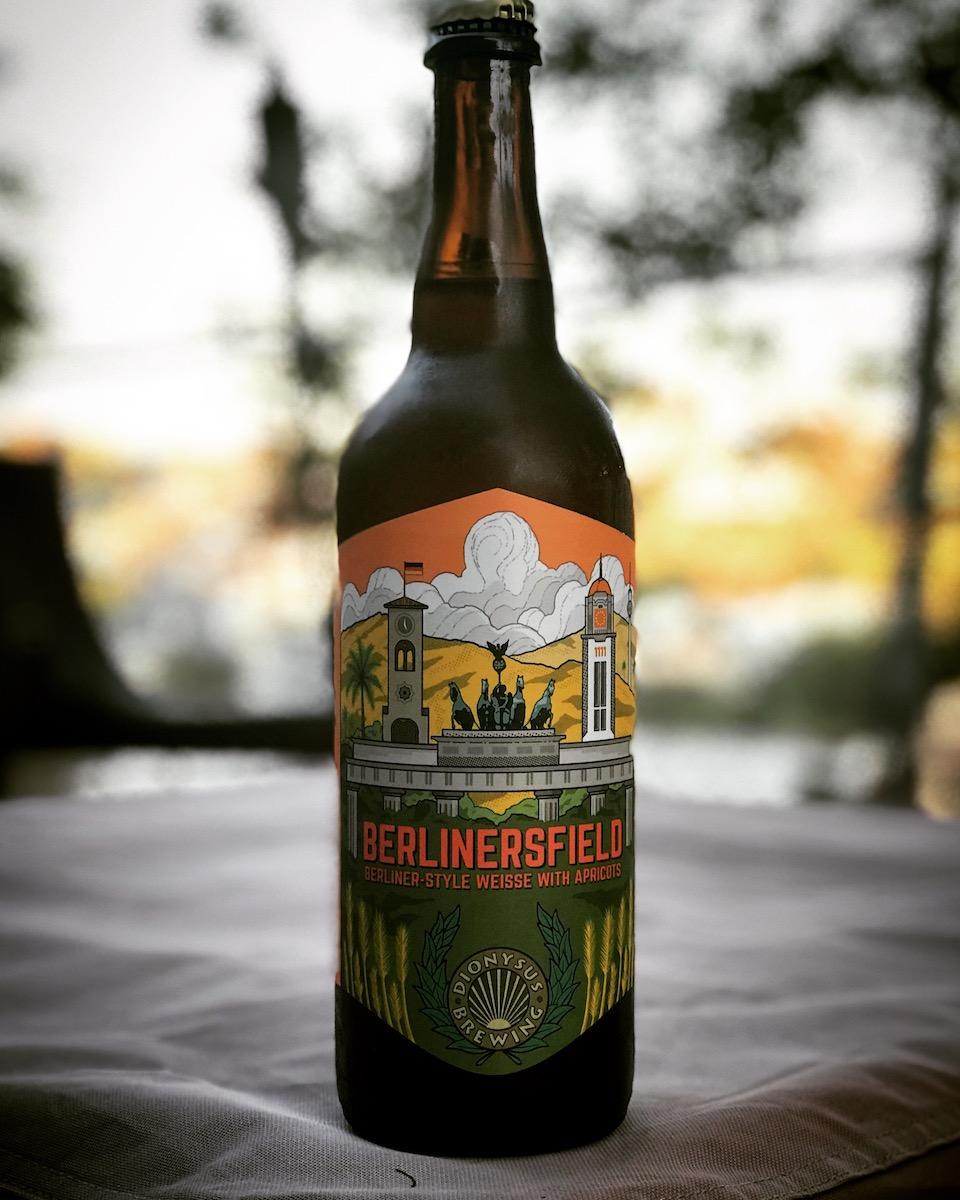 Beer Review: Berlinersfield By Dionysus Brewing Co.