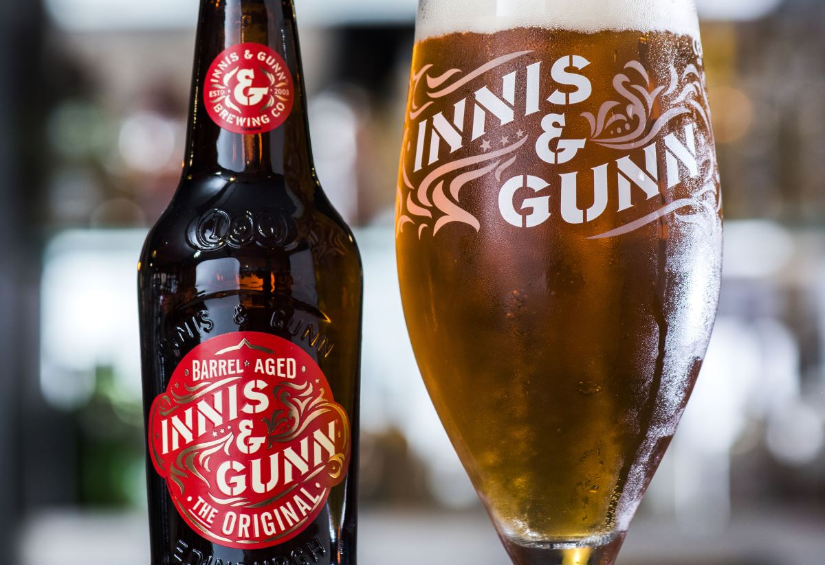 Pic Alan Richardson Dundee, Pix-AR.co.ukInnis and Gunn