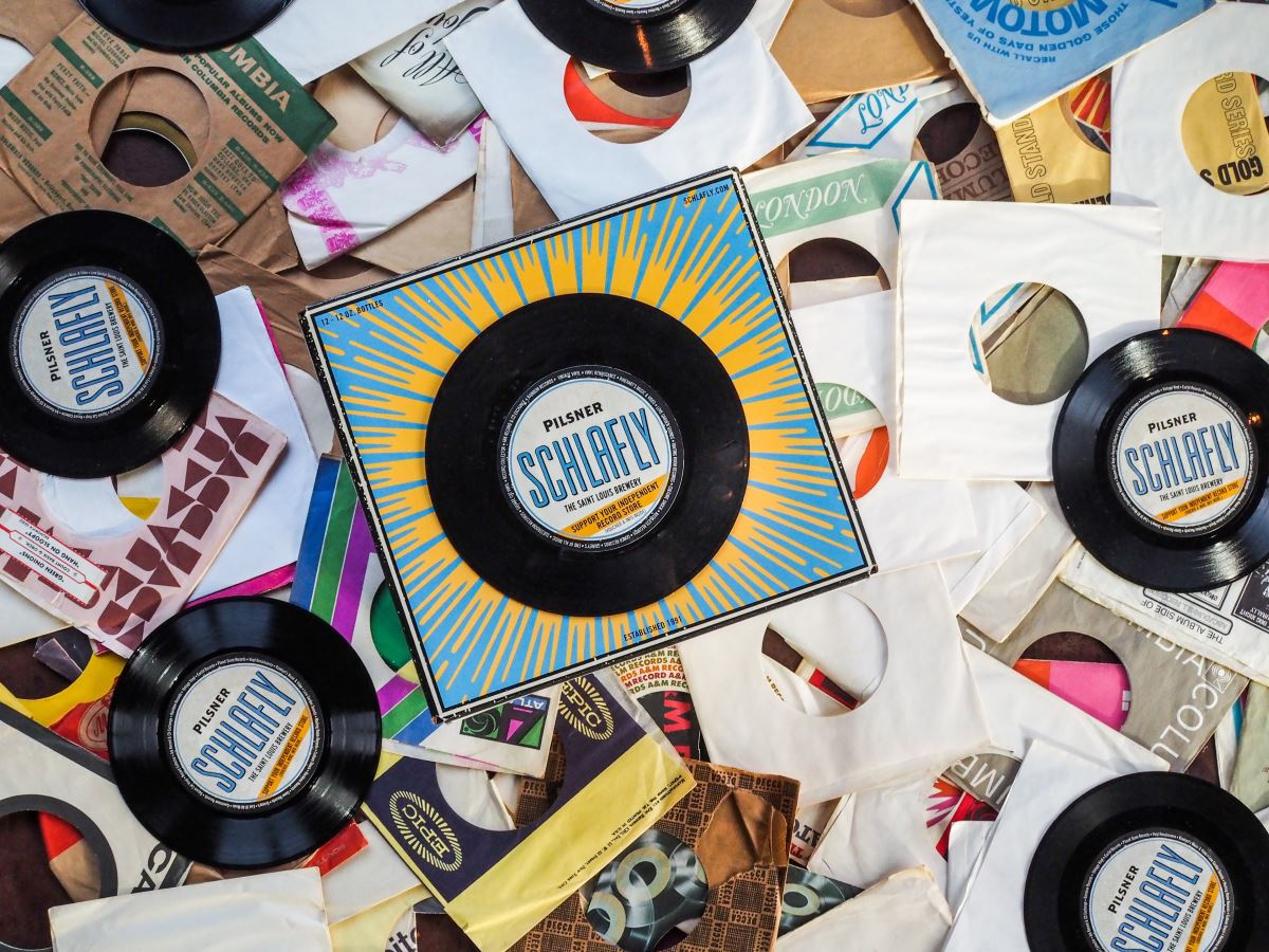 Schlafly Beer's Pilsner Pack Comes With Record Store Voucher