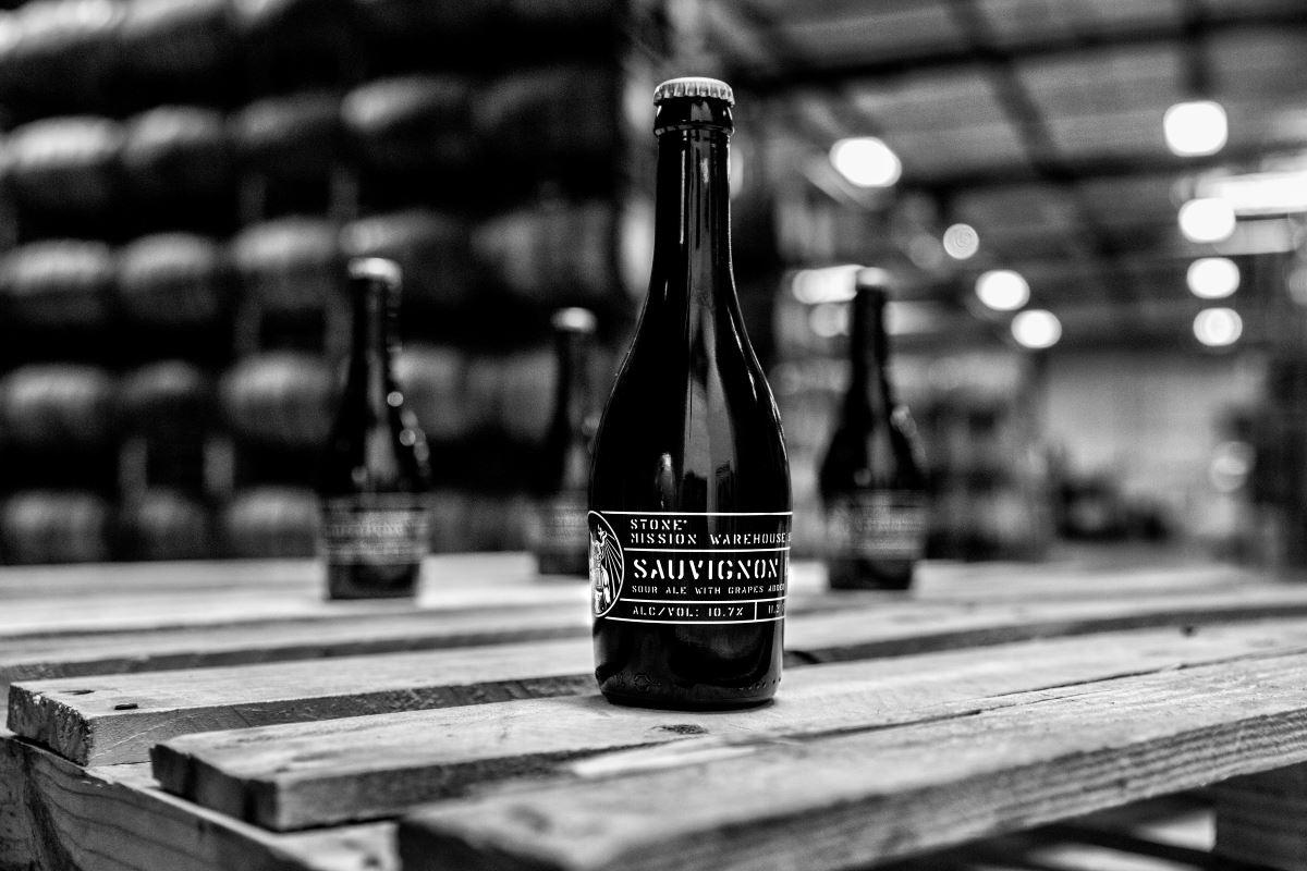 Stone Brewing Announces the Stone Mission Warehouse Sour Program