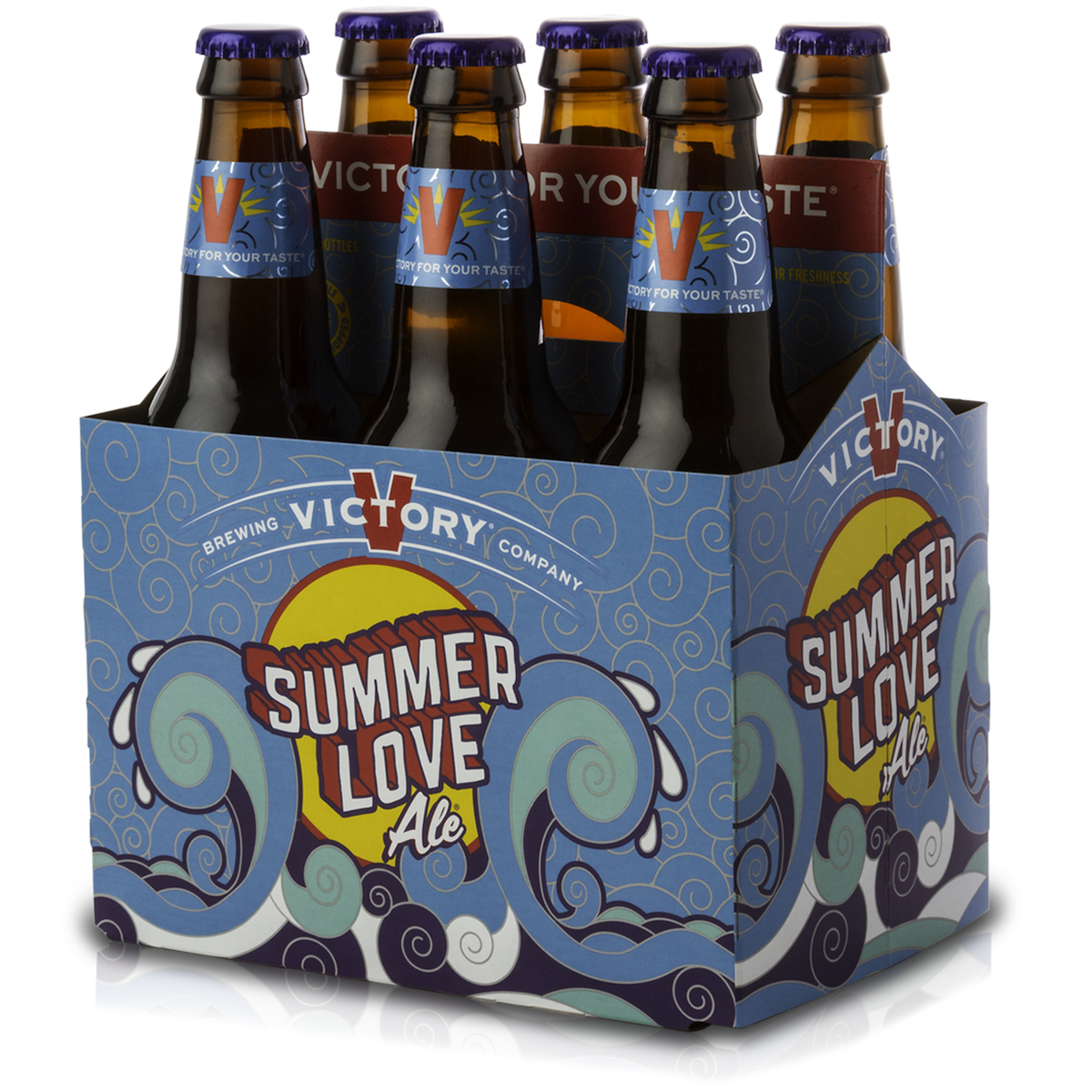 Victory Brewing Company Announces The Return Of Summer Love Ale,