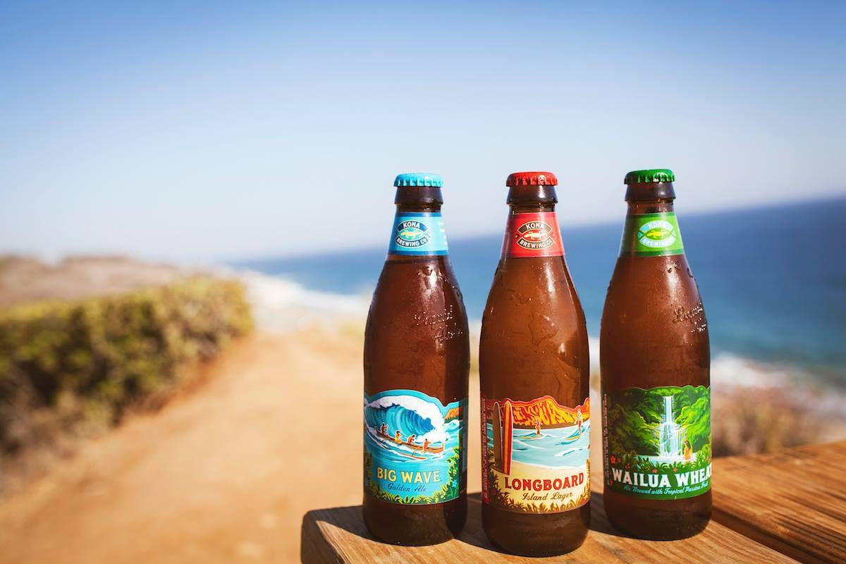 Kona Brewing Company Announces Premier Sponsorship for the Maui Jim Maui Invitational