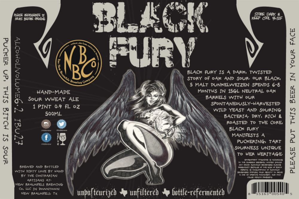 New Braunfels Brewing brings back Black Fury with blend 5