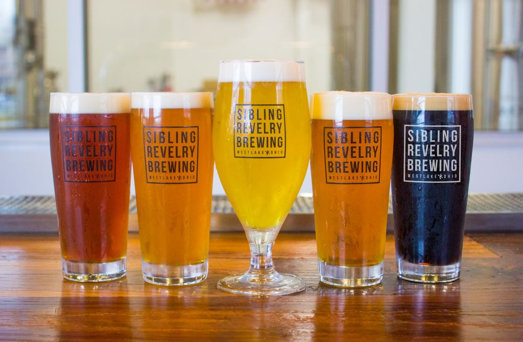Sibling Revelry Brewing Expands Distribution In Ohio