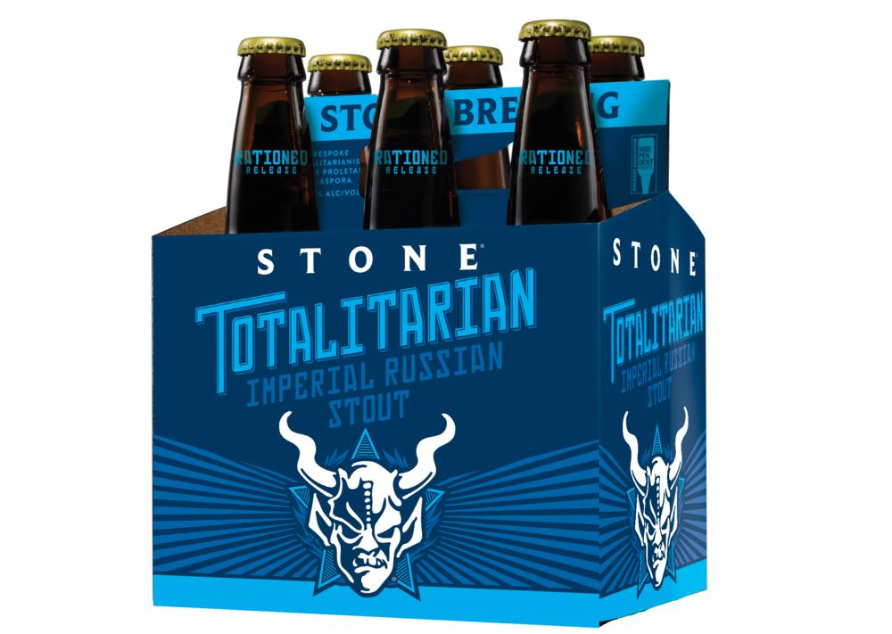 Stone Totalitarian Imperial Russian Stout Gives New Rise to a Classic
