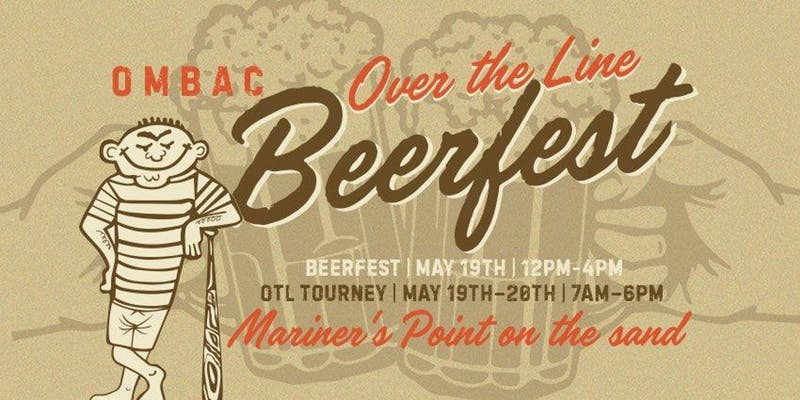 OMBAC to Host Second Annual Beerfest & Over-the-Line Tournament