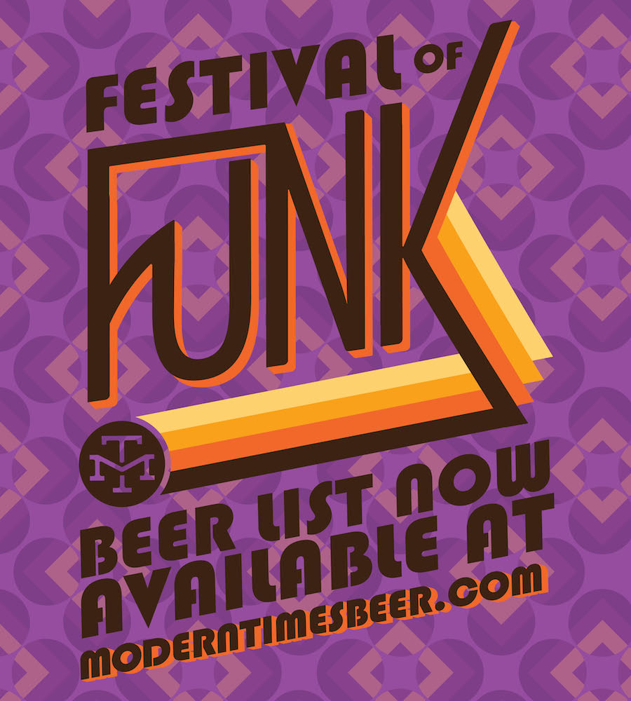 Behold, Modern Time's The Festival Of Funk Is Here