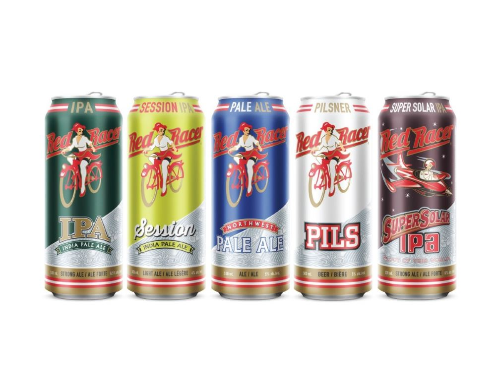 Central City's Red Racer Beer Switches To 500ml Cans At Same Pricepoint