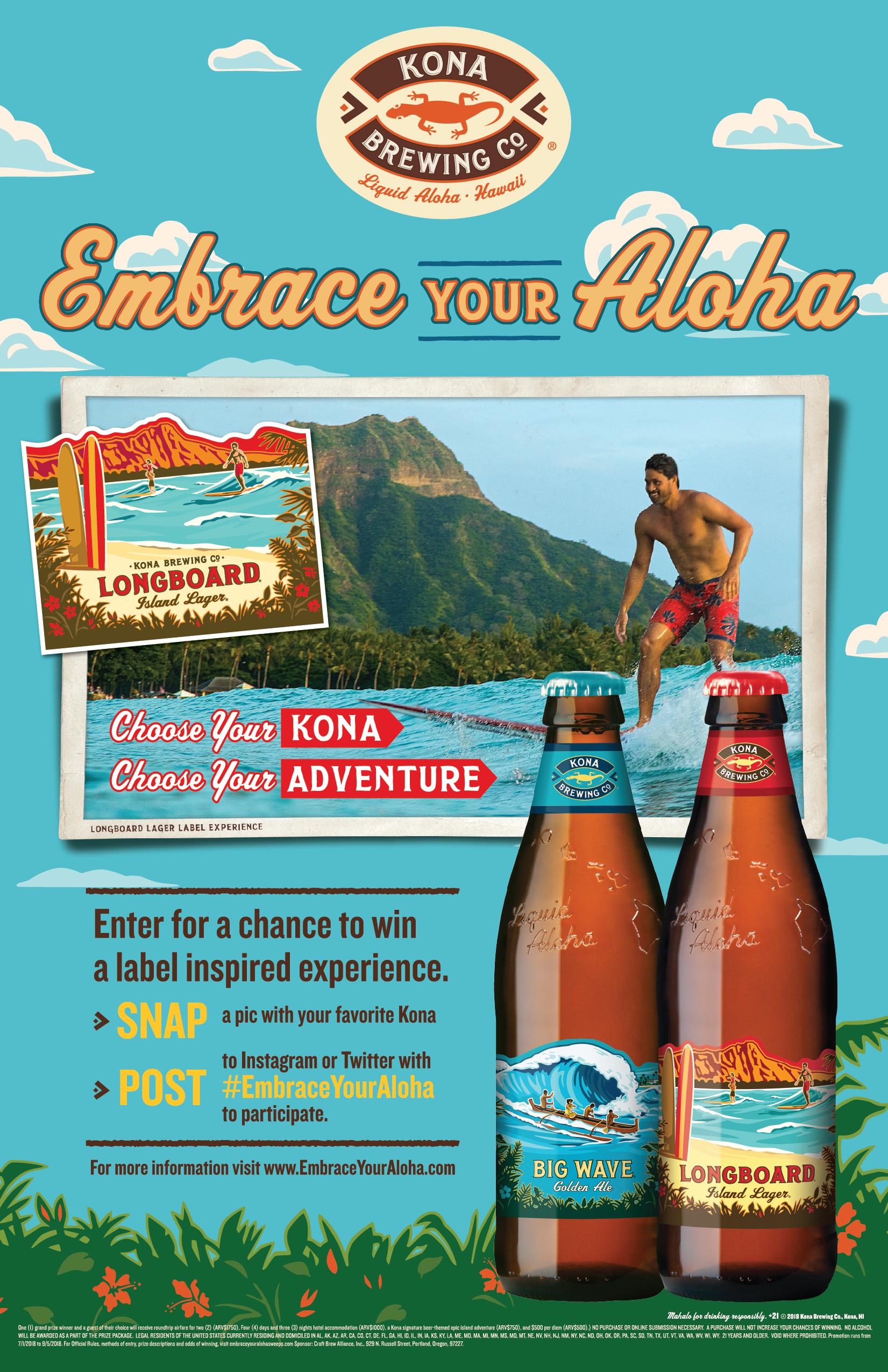 KO T2 2018 Embrace Your Aloha 4 core banner 11×17 031218