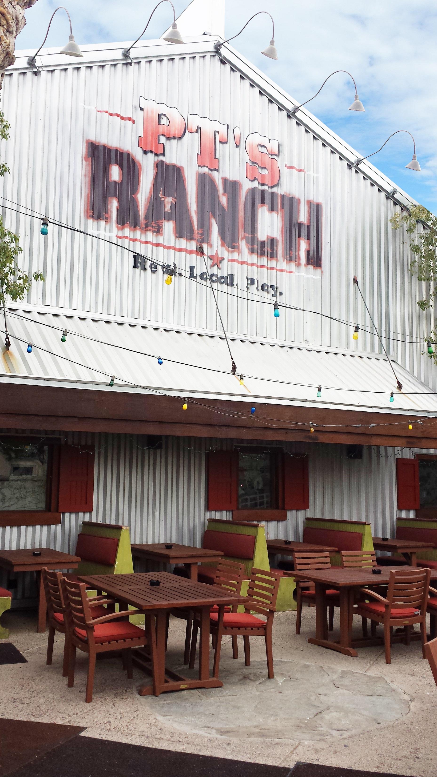 PT's Ranch Exterior