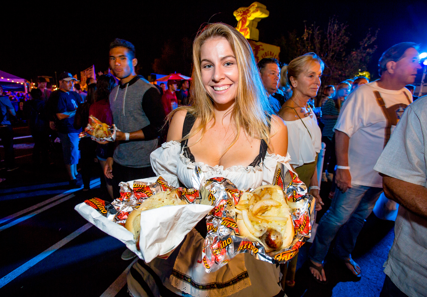 45th La Mesa Oktoberfest Brings Out 100,000+ Happy Beer Drinkers
