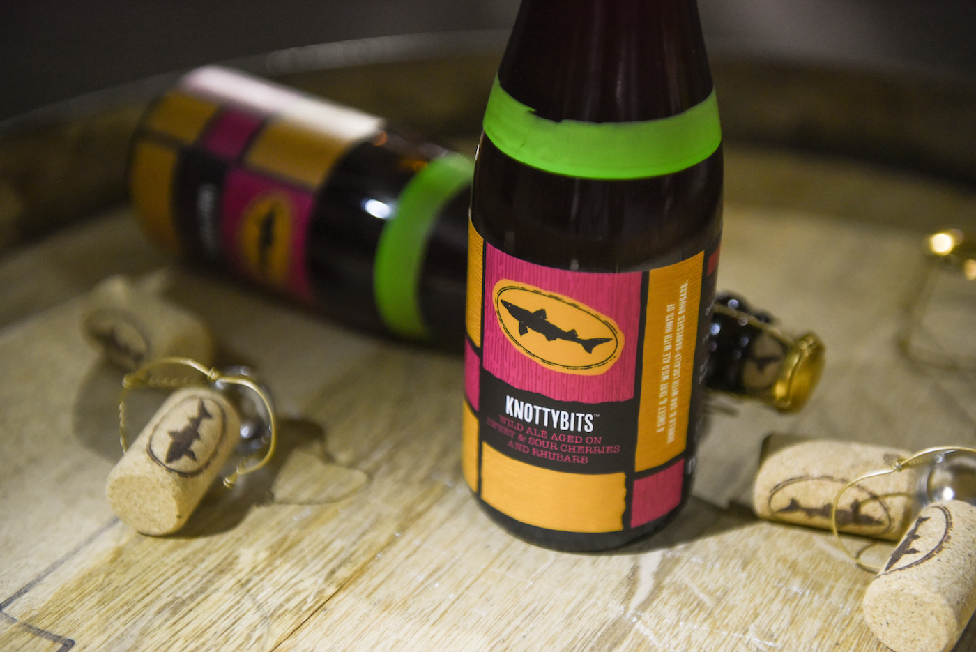 Dogfish Head Just Launched A Cork-Finished Wild Beer Program