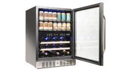 NewAir Launches the Ultimate Beverage Cooler for Entertaining