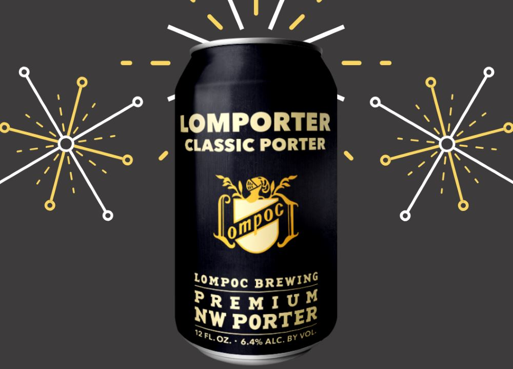 Lompoc Brewing announces Lomporter Lom-party to celebrate GABF gold medal