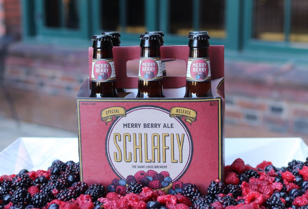 Schlafly Beer Announces Merry Berry Ale