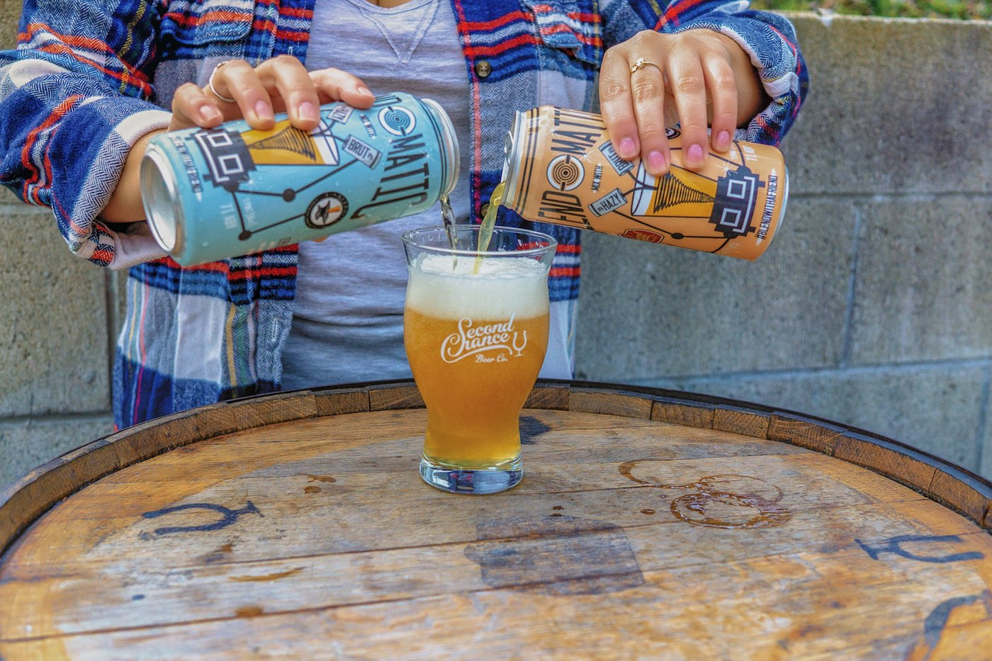 Second Chance Beer Company Announces Groundbreaking Collaboration with AleSmith Brewing Company