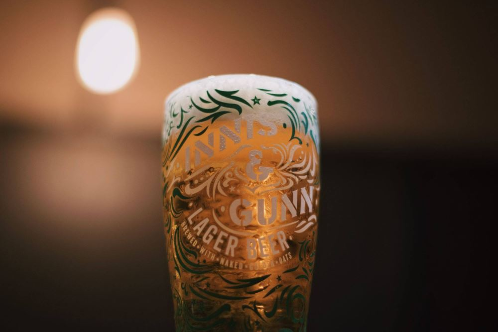 Innis & Gunn announce plans for a brewery in Edinburgh, Scotland