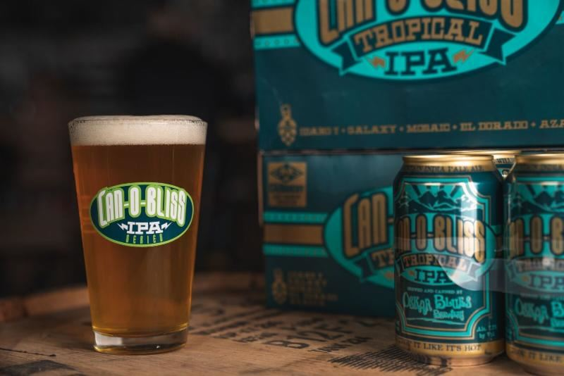 Oskar Blues Brewery Launches Can-O-Bliss Rotating IPA Series