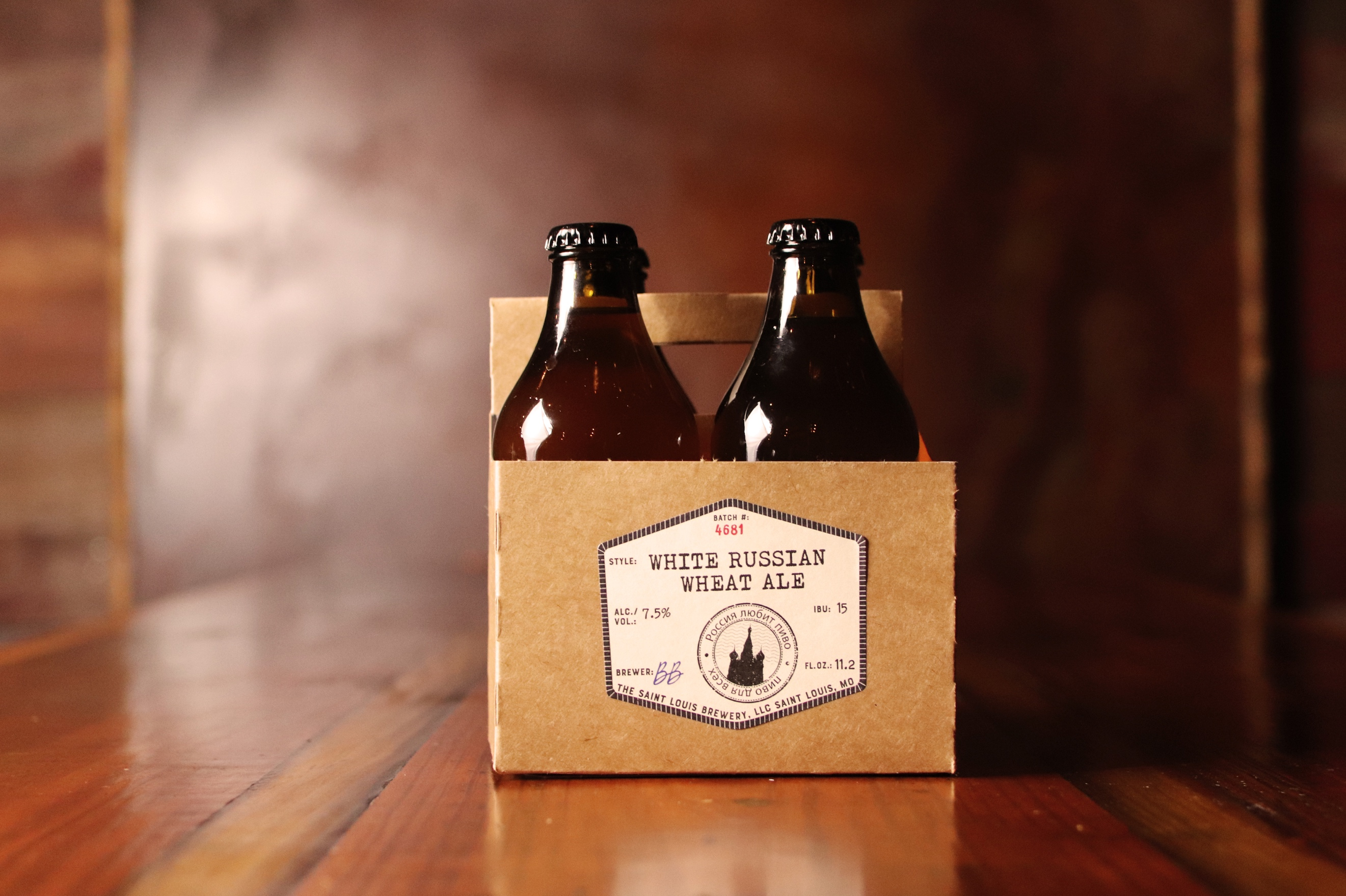 Crafted Malt Beverages Launches White Russian Ale With St. Louis Crafted Cocktails