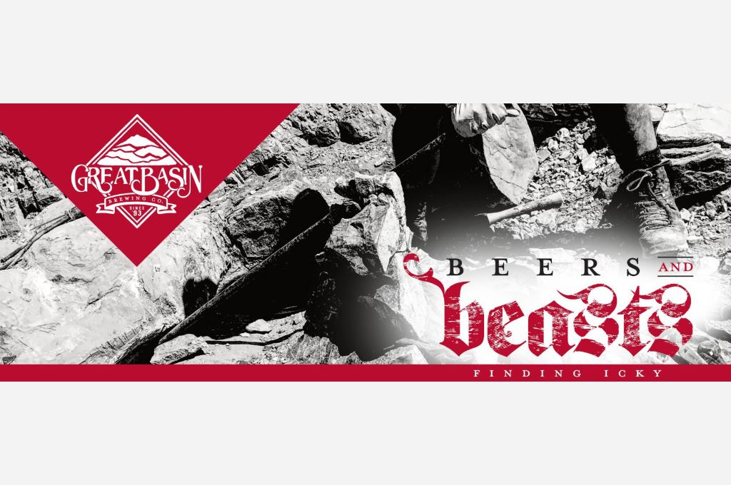 Great Basin Brewing Company Presents Beers & Beasts: Finding Icky IPA