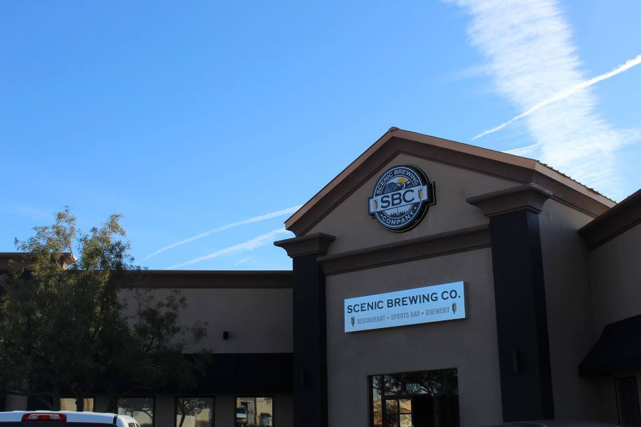 Scenic Brewing to open in Las Vegas on March 15