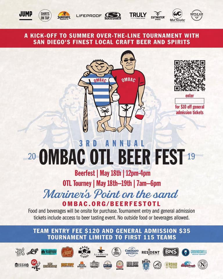 Over The Line (OTL) Beerfest