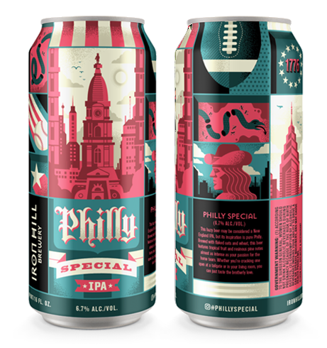 Iron Hill Brewery To Can Philly Special IPA For the First Time