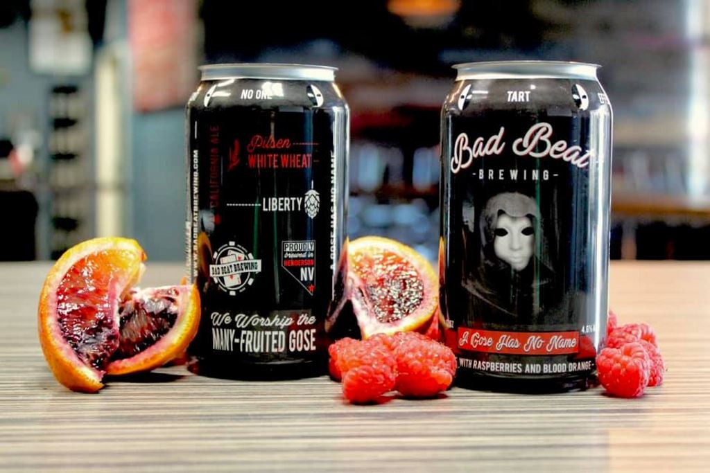 Bad Beat Brewing to release A Gose Has No Name April 12