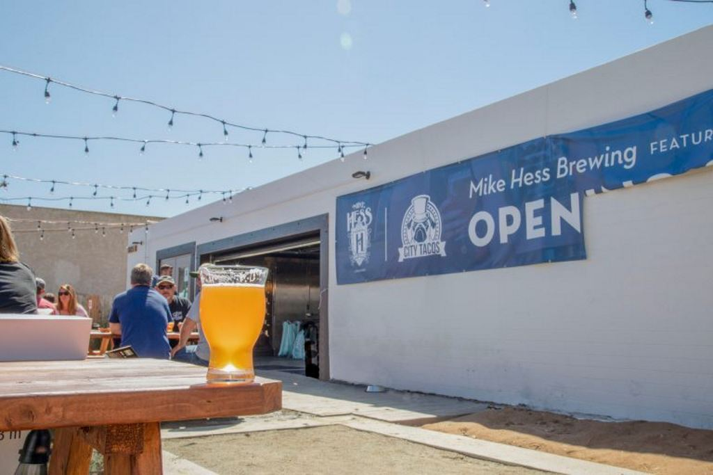 Mike Hess Brewing Opens Imperial Beach Tasting Room