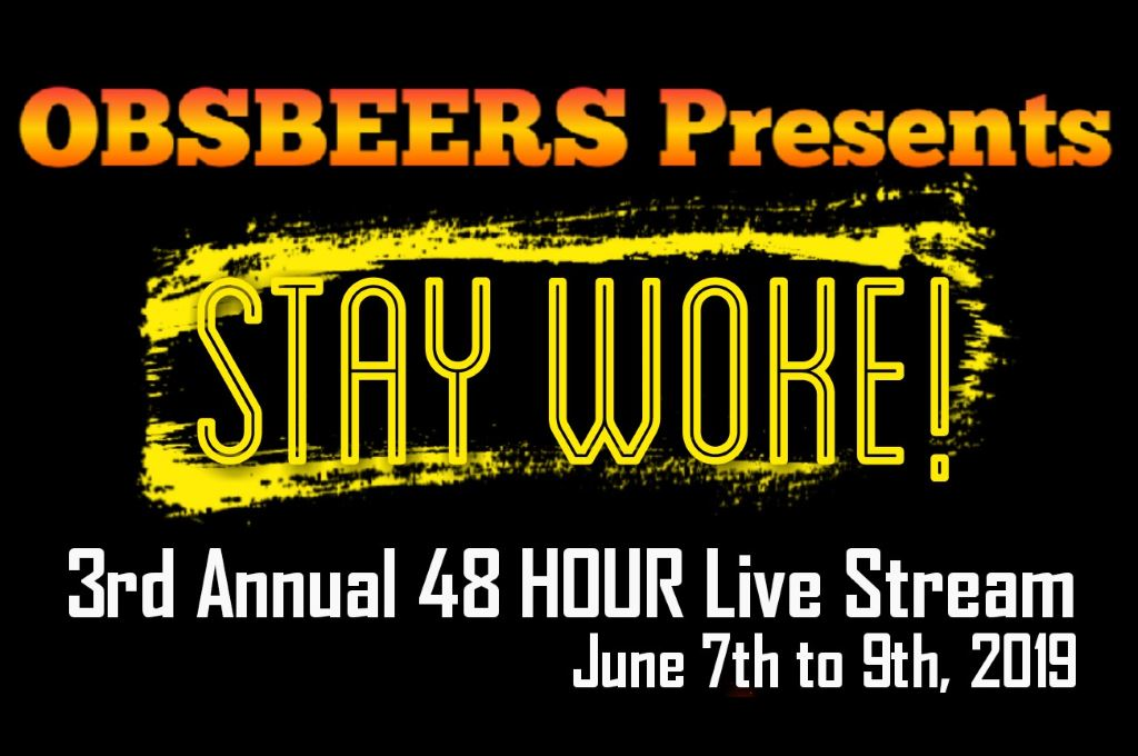 Open Bottle Society to host 3rd annual 48 hour live stream beer reviews