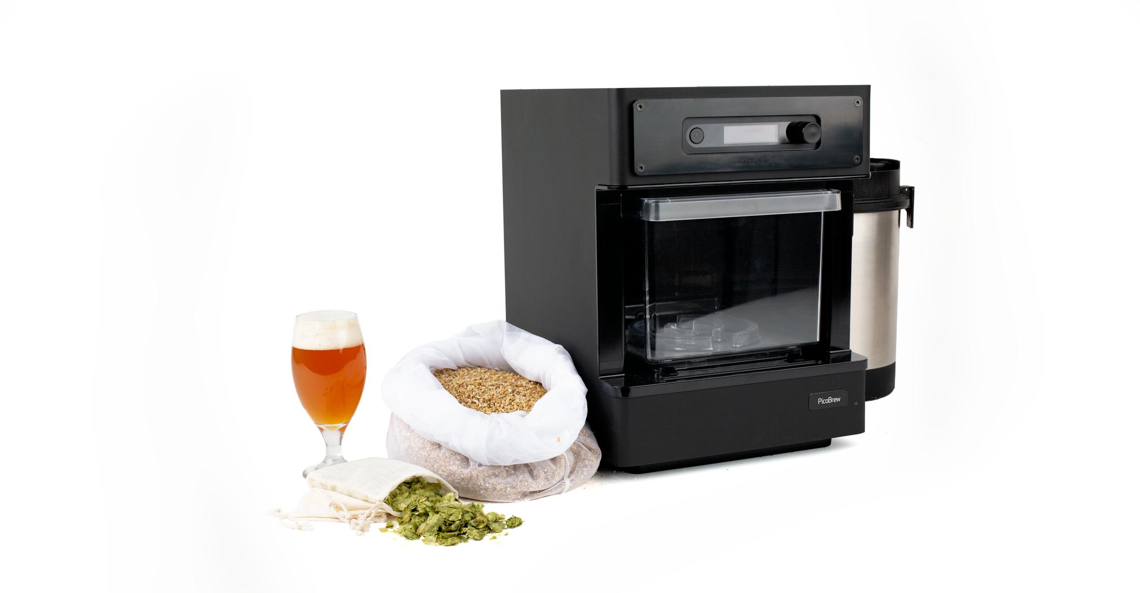 Pico Brew Machine