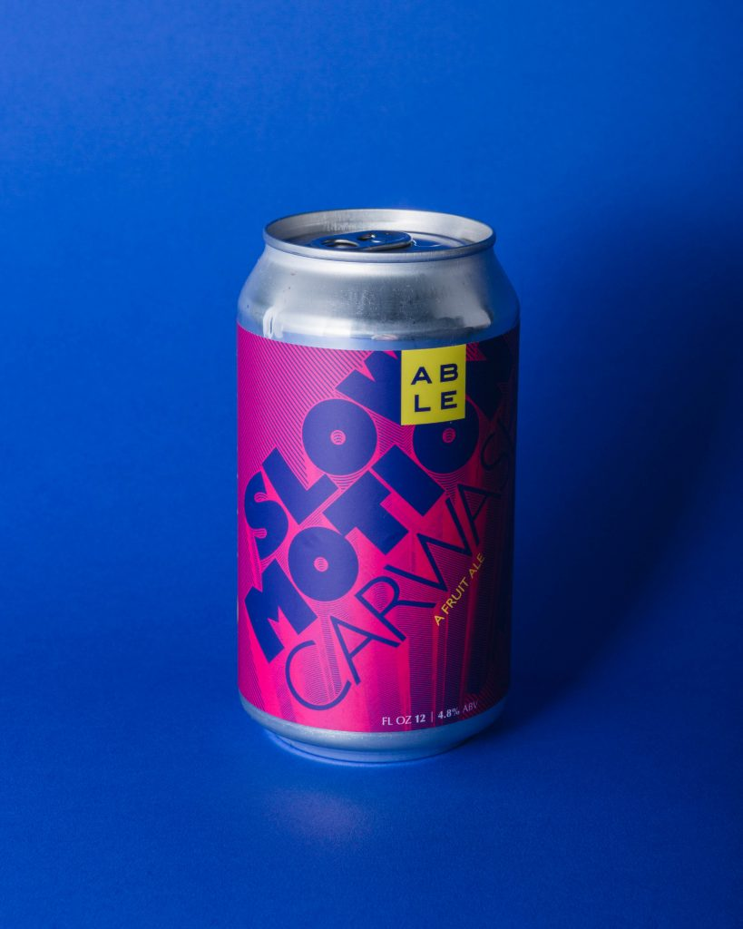 LIMITED RELEASE: Slow Motion Car Wash From Able Brewery + Seedhouse