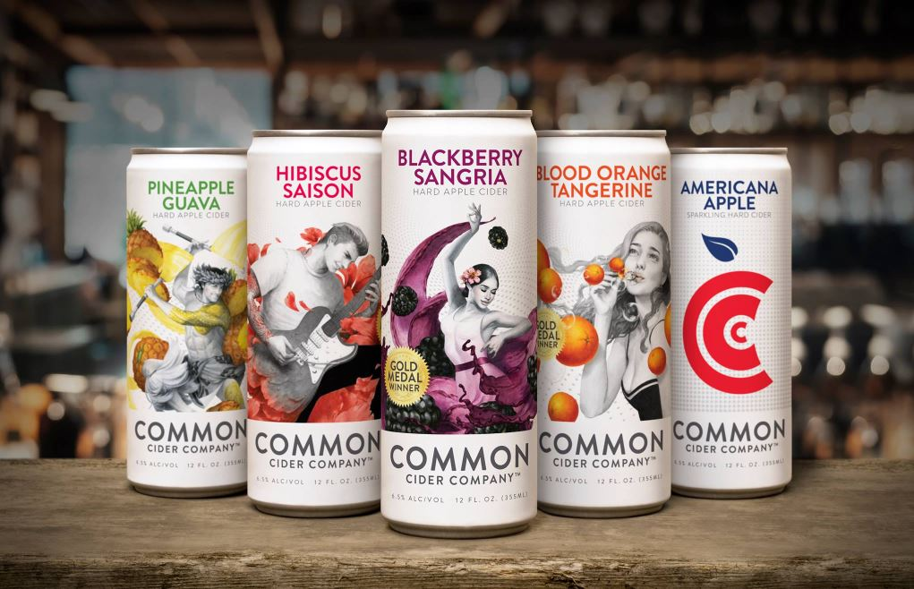 Common Cider Now Available in 19.2 oz Stovepipe Cans