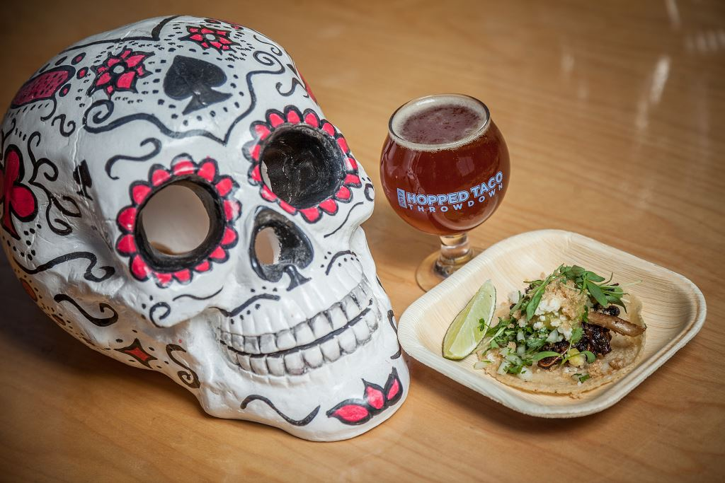 3rd Annual Hopped Taco Throwdown is June 8, Beer Alien guest taco judge