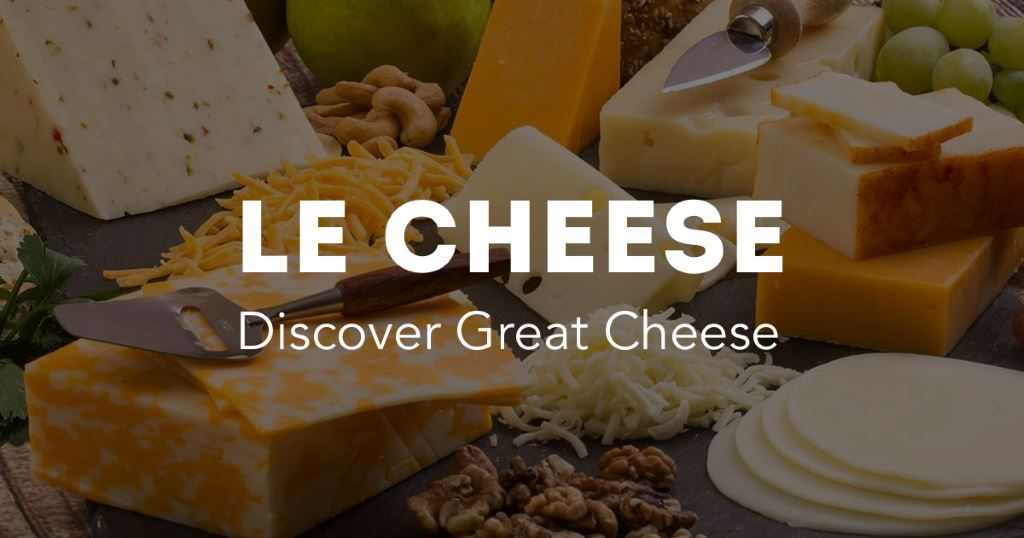 Le Cheese: The New App for Cheese Lovers, Great For Beer and Cheese Pairings