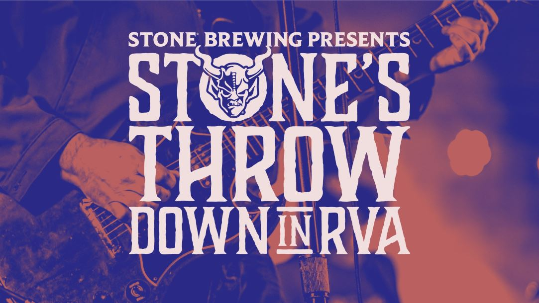 Stone Brewing Presents: Stone's Throw Down in RVA tickets on sale